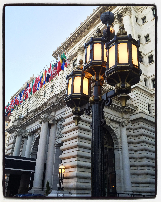Fairmont San Francisco Queen Room