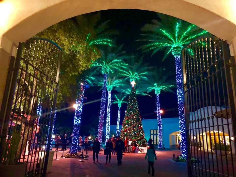 12-Scottsdale Princess Christmas