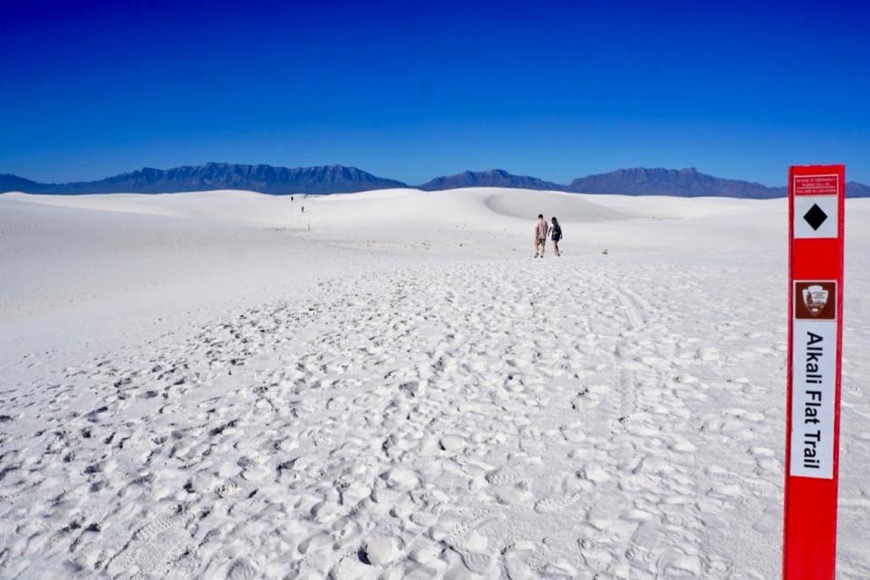 5 - Alkali Flat Trail
